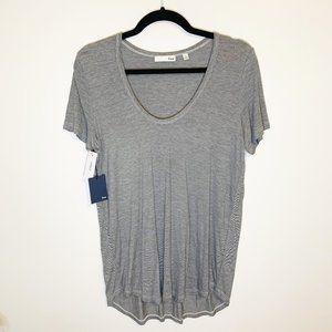 NWT Aritzia Wilfred Free Stripped T-Shirt Size XS